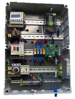 Steuergerät W1C plus mit AIRPRESS Controller