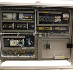 W2C plus SD im ISO-Gehäuse IP54 Lufteinperlung