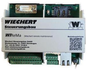 Wiechert-Fernwirktechnik WIReMa